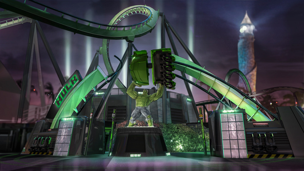 refurbishment-of-hulk-coaster-at-universal-orlando